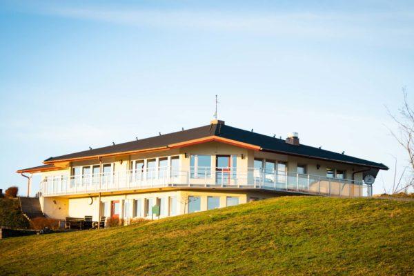 H&Gs Kök på Tomelilla golfrestaurang - restaurangen